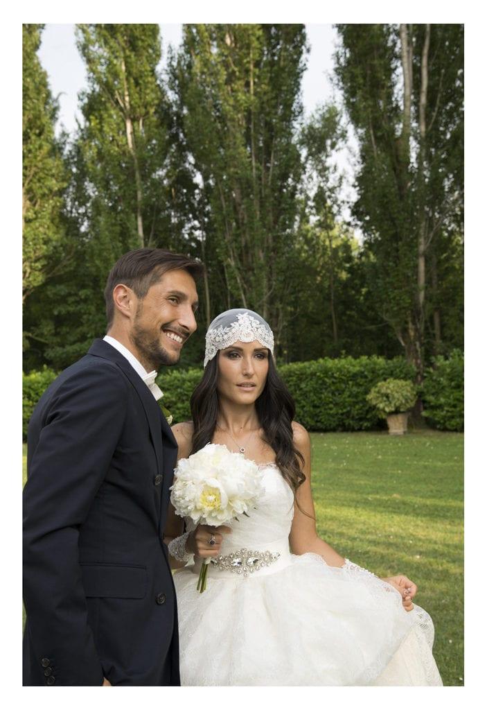matrimonio al convento dell'Annunciata di Medole