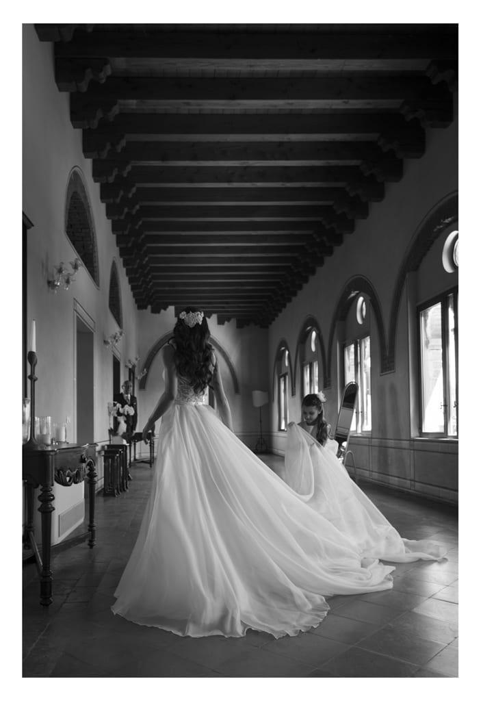 fotografie di matrimonio di Veronica Masserdotti Castello di Marne