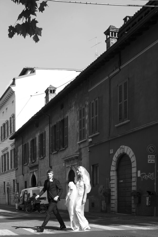 matrimonio in città a brescia