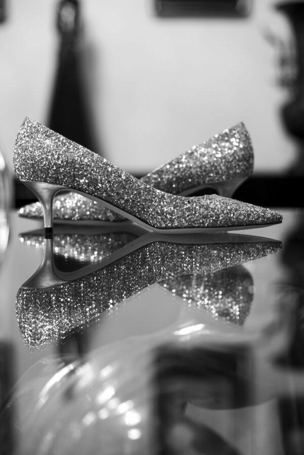 scarpe gioiello da sposa