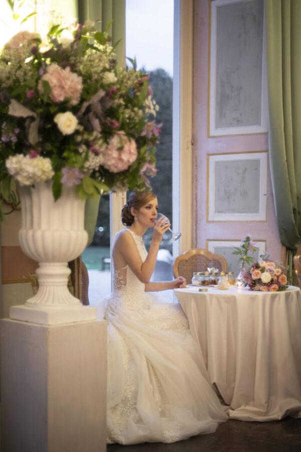 matrimonio classico a villa borromeo