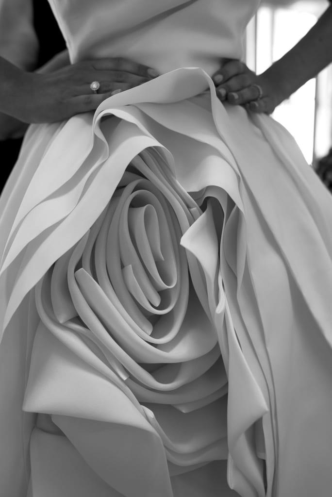 abito da sposa di Revenge atelier brescia